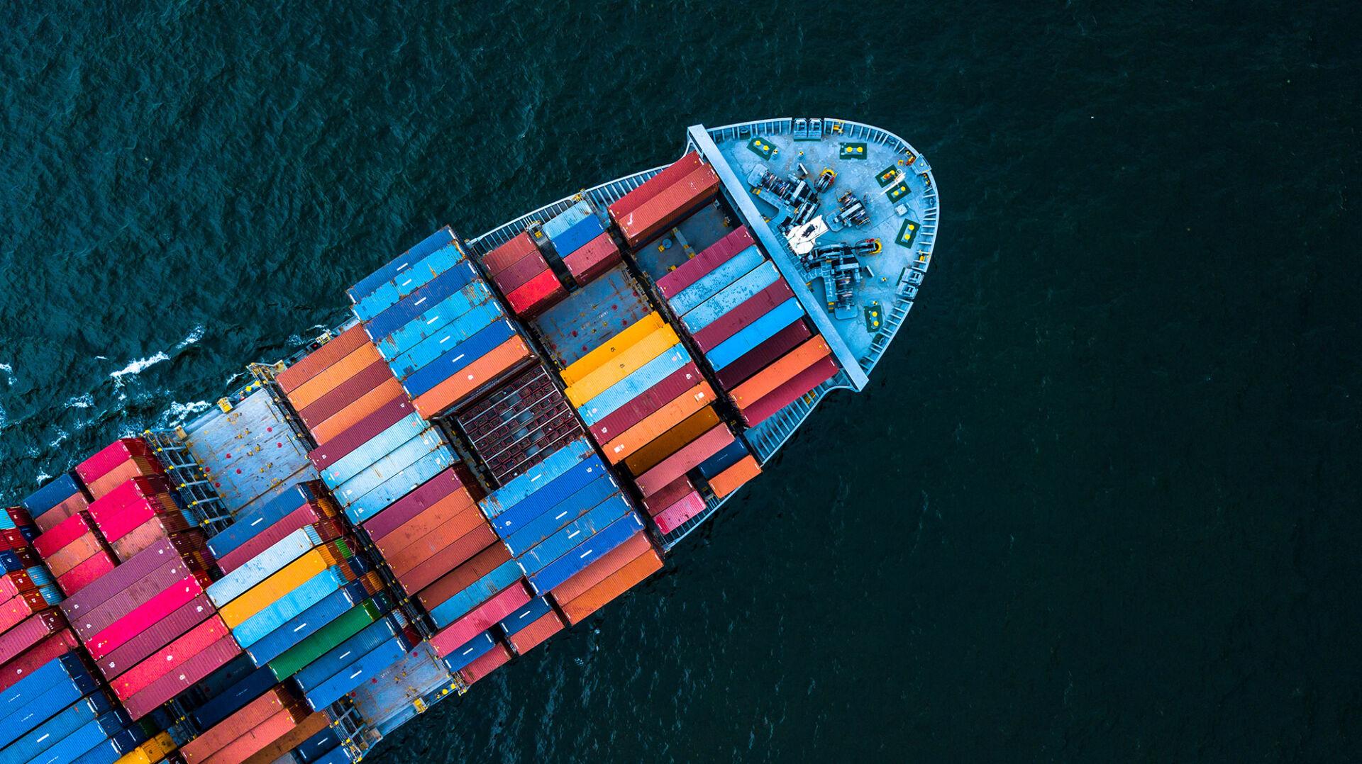 XDS Logistics Seefracht