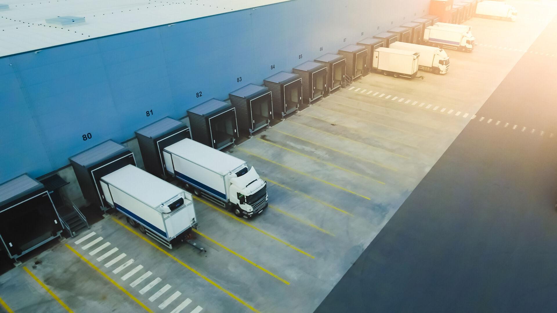 XDS Logistics Straßentransport