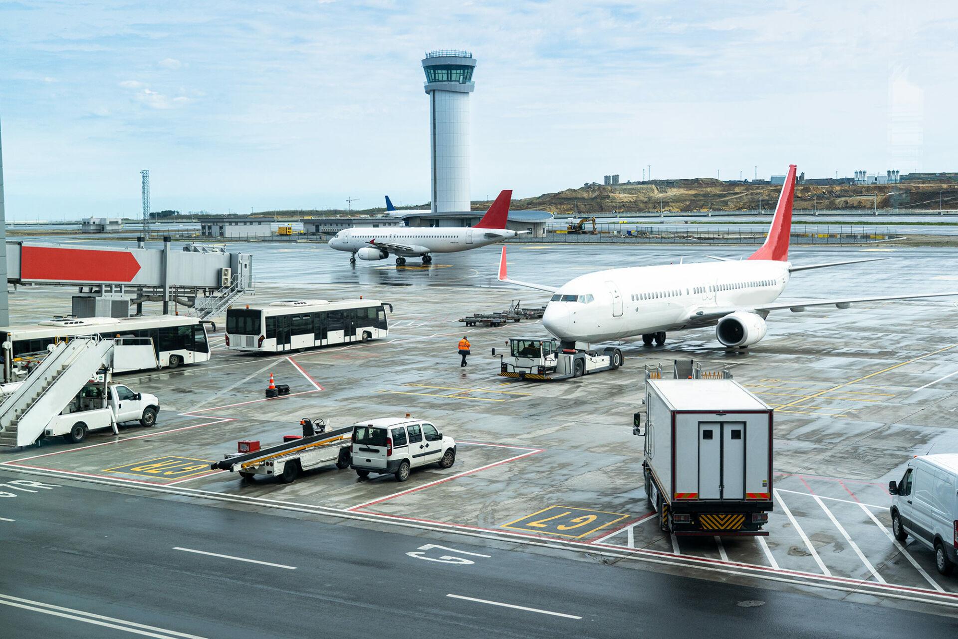 XDS Logistics Luftfracht